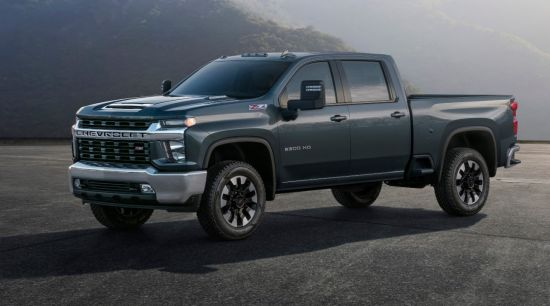 2020 Chevrolet Silverado HD | Mechanicsburg, OH