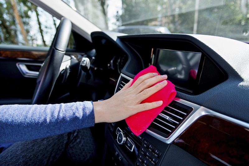 5 Spring Cleaning Tips for Your Car