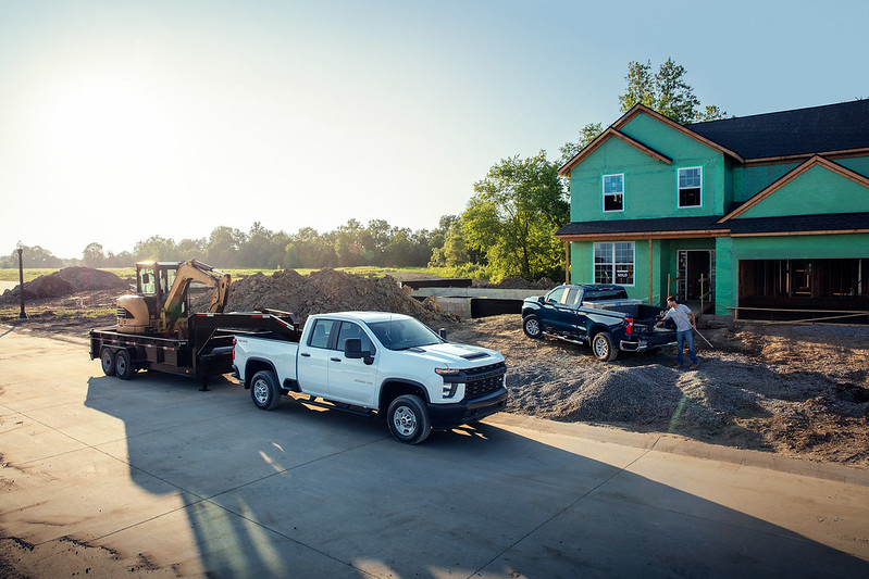 How to Use the Advanced Trailering System in Your Chevy Truck