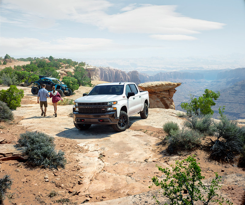 Chevrolet Silverado Makes TikTok Debut in 'My Truck'