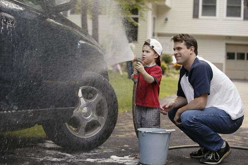 Tips for Washing Your Chevrolet Truck This Summer